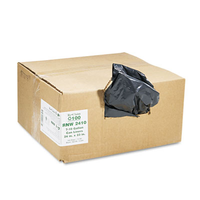 Earthsense Commercial Recycled Can Liners, 7-10