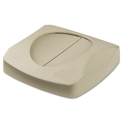 Rubbermaid Commercial Swing Top Lid for Untouchable