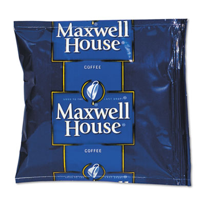 Maxwell House Coffee, Regular Ground, 1 1/2 oz Pack