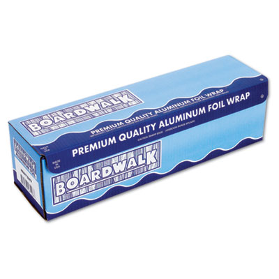 Boardwalk Heavy-Duty Aluminum Foil Rolls, 18 in. x 500 ft,