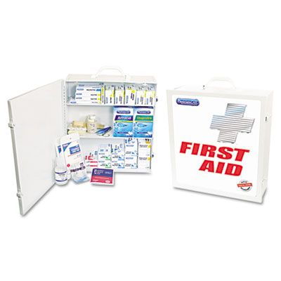 PhysiciansCare First Aid Kit for 100 People, 694 Pieces,