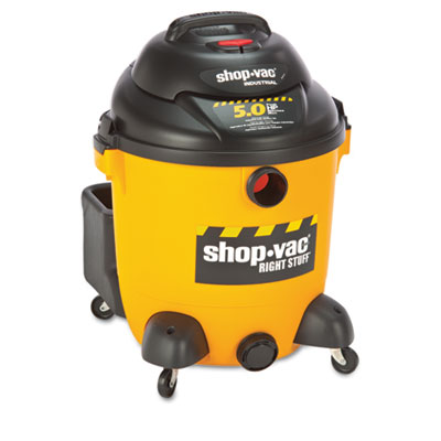 Shop-Vac Economical Wet/Dry Vacuum, 12 Gallon Capacity,