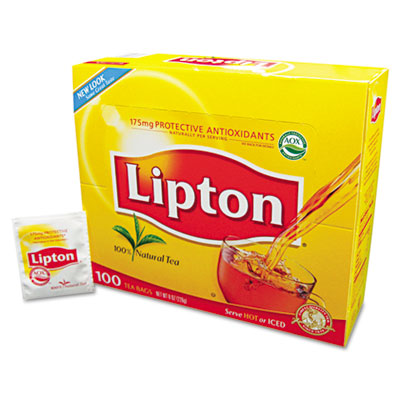 Lipton Tea Bags, Regular