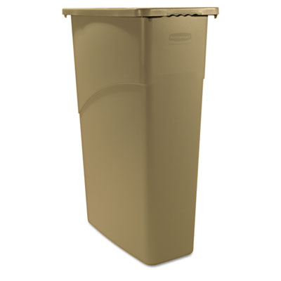Rubbermaid Commercial Slim Jim Waste Container,