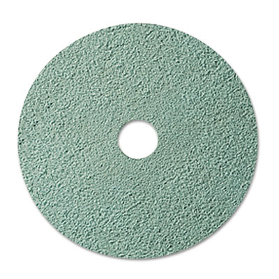 "3M Burnish Floor Pad 3100, 20"", Aqua"
