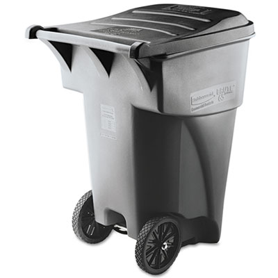 Rubbermaid Commercial Brute Rollout H-Duty Waste
