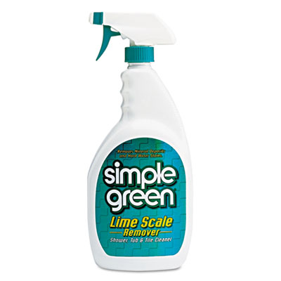 simple green Lime Scale Remover & Deodorizer,