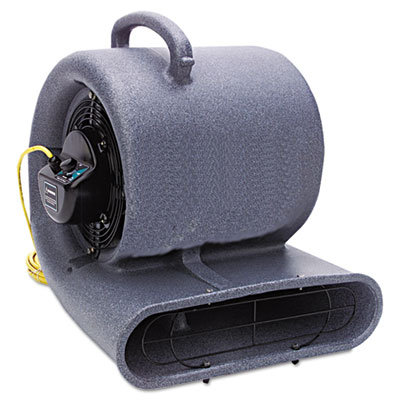 Mercury Floor Machines Eagle Air Mover, 3-Speed Drying