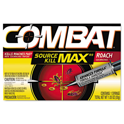 Combat Source Kill Max Roach Killing Gel, 1.058 Ounce
