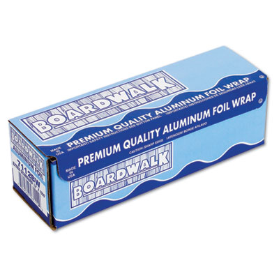"Boardwalk Premium Quality Aluminum Foil Roll, 12""x 1000"
