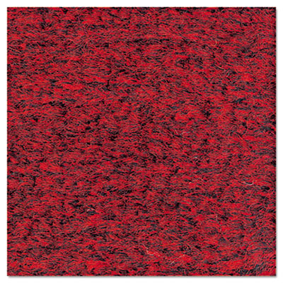 Crown Rely-On Olefin Indoor Wiper Mat, 24 x 36, Red/Black