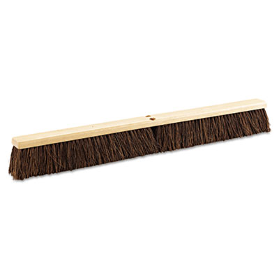 "Boardwalk Floor Brush Head, 36"" Head, Palmyra Bristles"