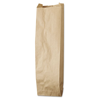 General Paper Bag, 35-Pound Base Weight, Brown Kraft,