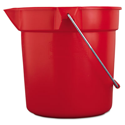 Rubbermaid Commercial 10-Quart BRUTE Round Utility