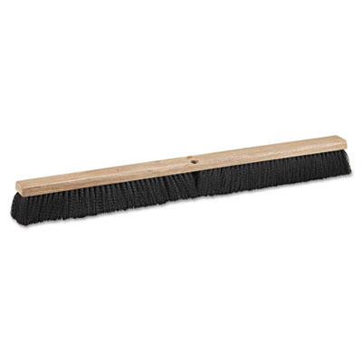 "Boardwalk Floor Brush Head, 36"" Head, Polypropylene"