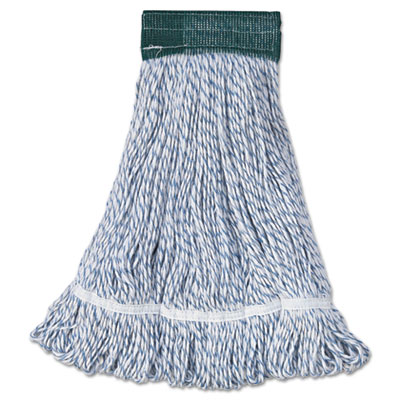UNISAN Mop Head, Floor Finish, Looped-End, Mesh