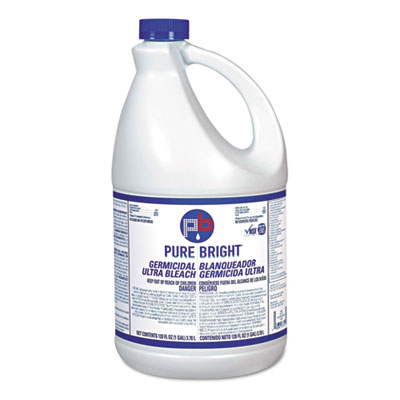 Pure Bright Pure Bright Liquid Bleach, 1 Gallon Bottle