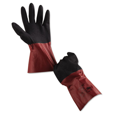 AnsellPro AlphaTec Chemical-Resistant Gloves,
