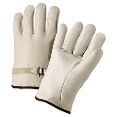 Anchor Brand 4000 Series Leather Driver Gloves,