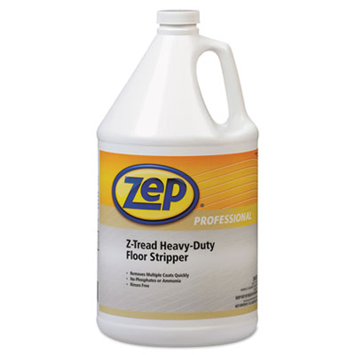 Zep Professional Z-Tread Heavy-Duty Floor Stripper, 1