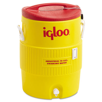 Igloo Industrial Water Cooler, 10gal