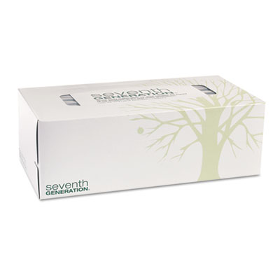 Seventh Generation 100% Recycled Facial Tissue, 2-Ply