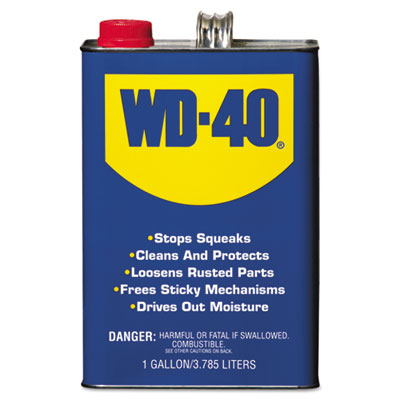 WD-40 Heavy-Duty Lubricant, 1 Gallon Can