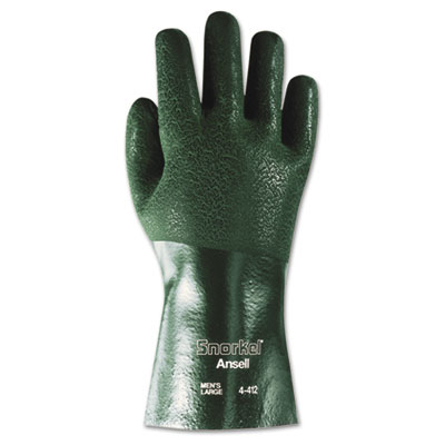AnsellPro Snorkel Chemical-Resistant Gloves,