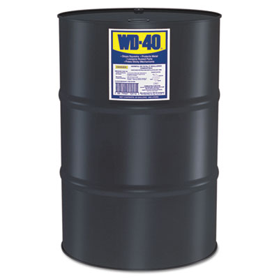 WD-40 Heavy-Duty Lubricant, 55 Gallon Drum