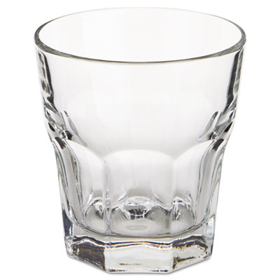 Libbey Gibraltar Rocks Glasses, Tall Rocks, 10 oz, 3