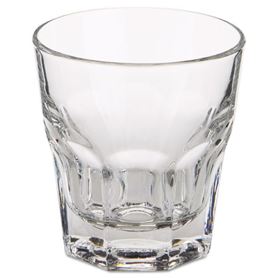 Libbey Gibraltar Rocks Glasses, Rocks, 8 oz, 3 5/8""