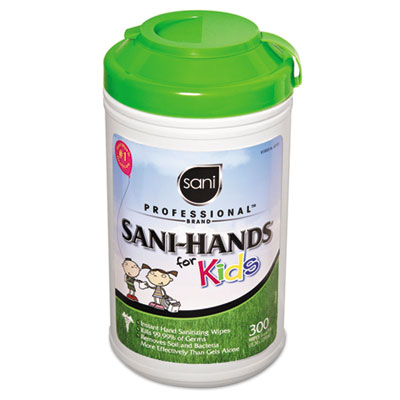 Sani Professional Sani-Hands for Kids, 5 x 7 1/2, White
