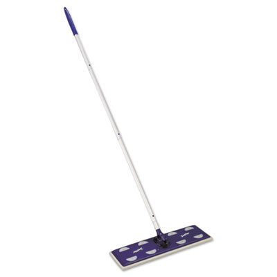 "Swiffer Sweeper Max Sweeper Mop, 17"" Wide Mop"