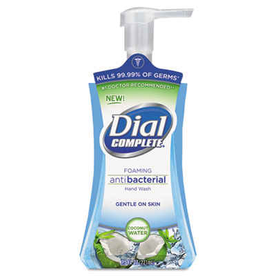Dial Complete Foaming Hand Wash, Coconut Waters, 7.5 oz