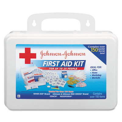 Johnson & Johnson Red Cross Professional/Office First Aid
