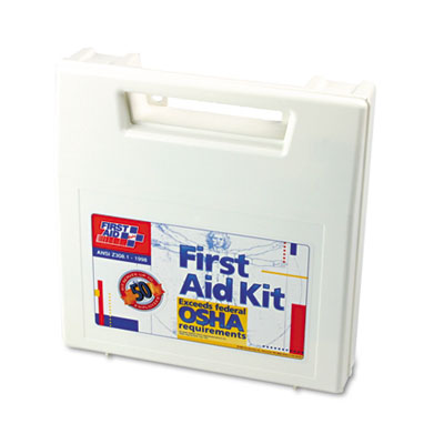 First Aid Only First Aid Kit for 50 People, 195 Pieces,