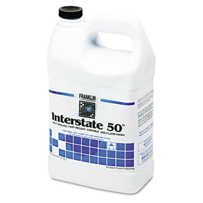 Franklin Cleaning Technology Interstate 50 Floor Finish, 1