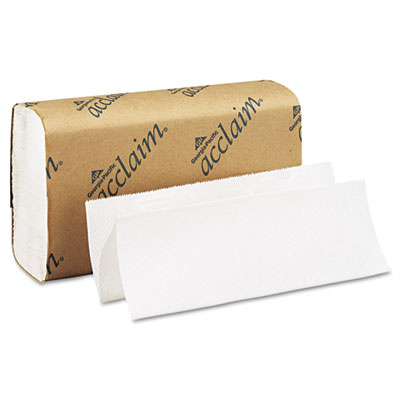 Georgia Pacific Professional Folded Paper Towel, 9-1/4 x
