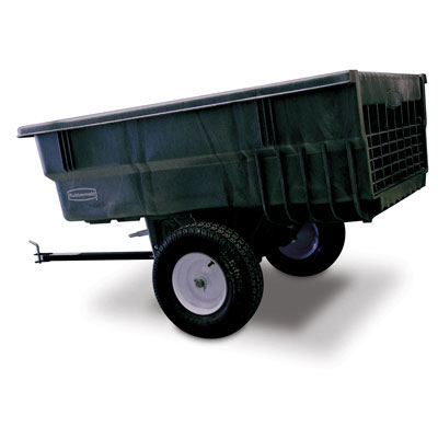 Rubbermaid Commercial Structural Foam Trailer, 15