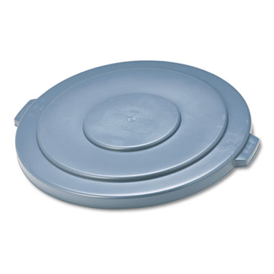 "Rubbermaid Commercial Round Brute Lid, 26-3/4"" Diameter,"
