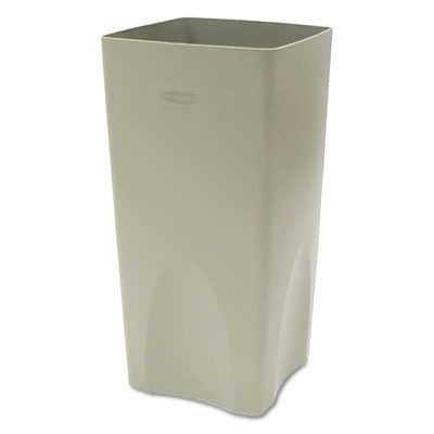 Rubbermaid Commercial Plaza Waste Container Rigid Liner,
