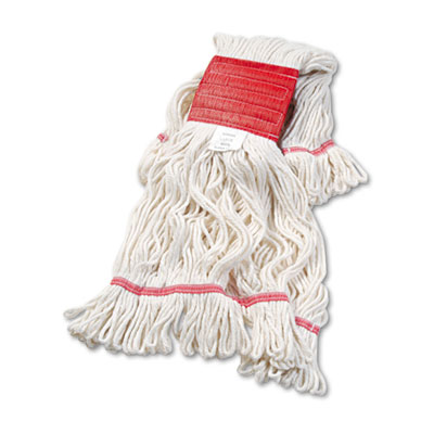 UNISAN Super Loop Wet Mop Head, Cotton/Synthetic, Large