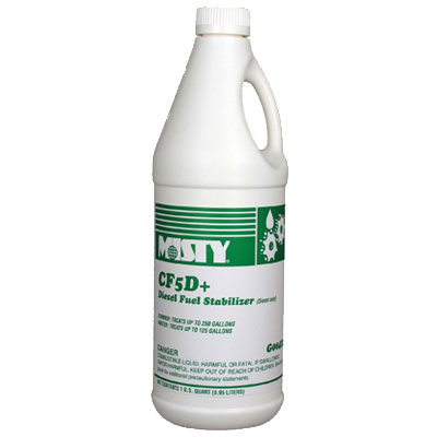 Misty CF5D Diesel Fuel Stabilizer, 6gal, Bottle