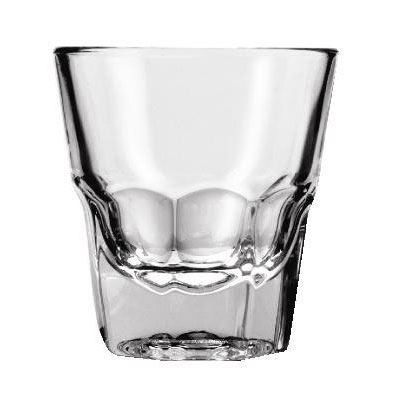 Anchor New Orleans Rocks Glasses, 4.5oz, Clear