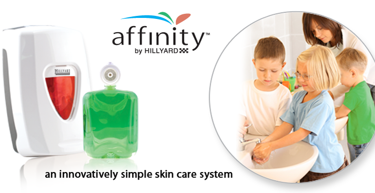 Affinity Skin Care System by Hillyard