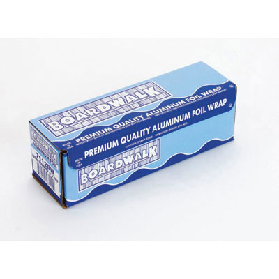 "Boardwalk Premium Quality Aluminum Foil Roll, 18"" x"
