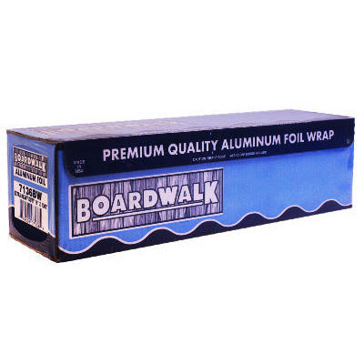 "Boardwalk Extra Heavy-Duty Aluminum Foil Roll, 18"" x"