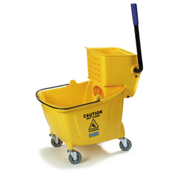 Side Press Mop Buckets