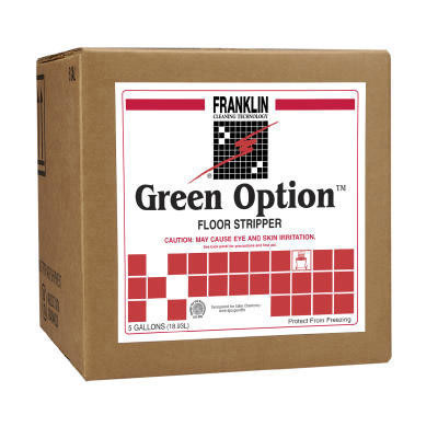 Franklin Cleaning Technology Green Option Floor Stripper,
