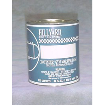 Hillyard Paint Contender Red
